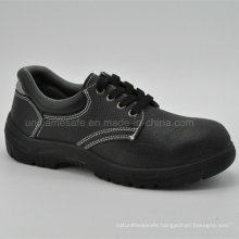 Leather Steel Toe Men Safety Shoes